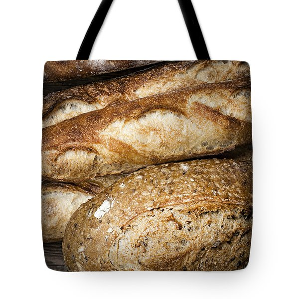 Artisan Bread Tote Bag by Elena Elisseeva