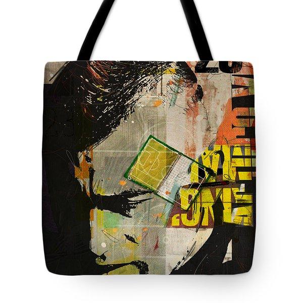 Arturo Vidal Tote Bag