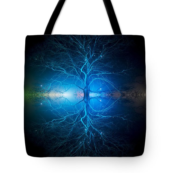 As Above So Below Tote Bag