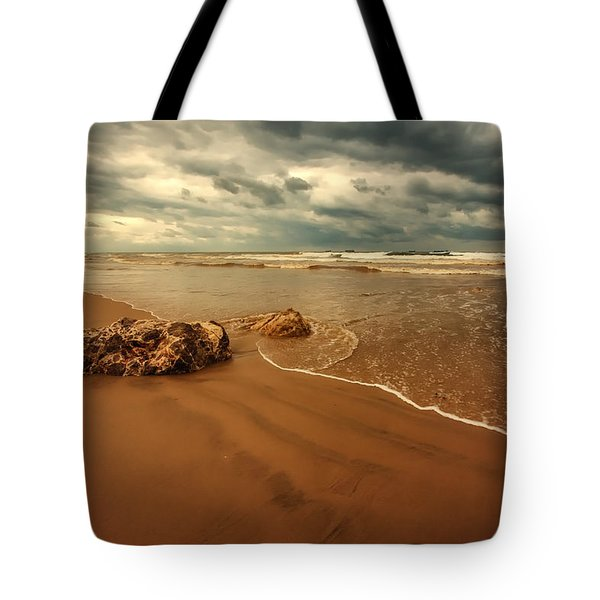 Ashdod Beach Tote Bag