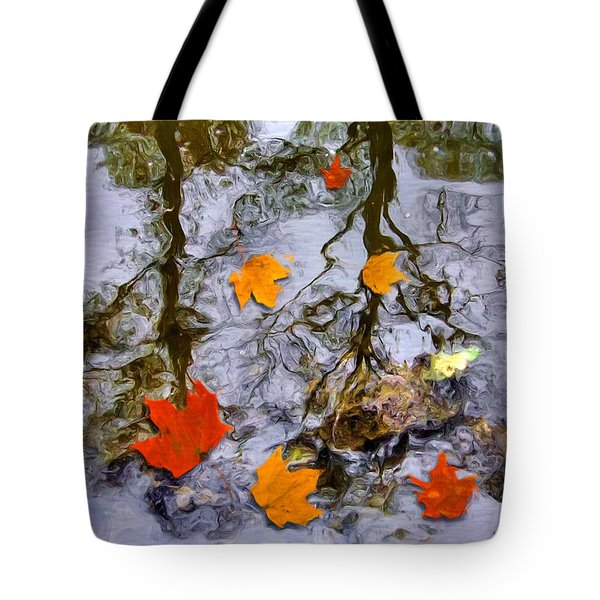 Autumn Tote Bag by Daniel Janda
