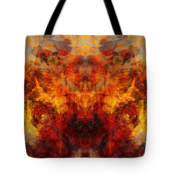 Autumn Glory Tote Bag by Christopher Gaston