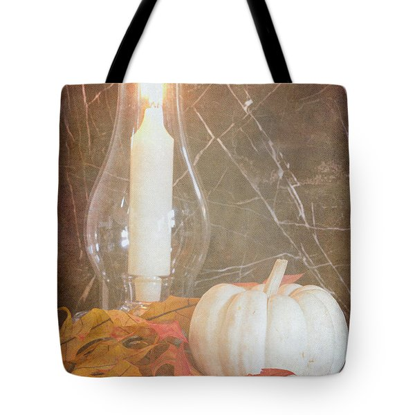 Tote Bag featuring the photograph Autumn Light by Heidi Smith