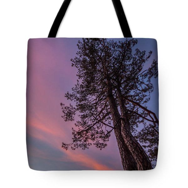 Tote Bag featuring the photograph Awakening by Davorin Mance