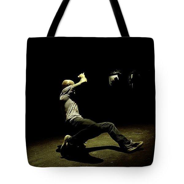 B Boy 8 Tote Bag