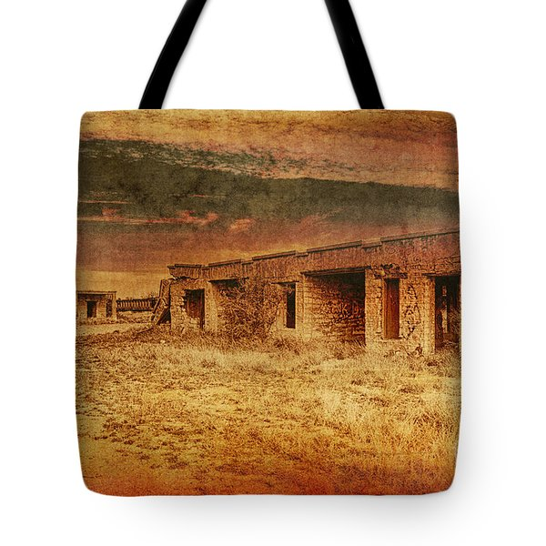 Back In The Day Tote Bag by Erika Weber