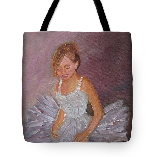 Ballerina 2 Tote Bag