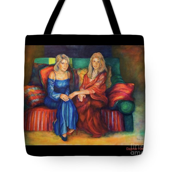 The Forgotten Gloves...... Tote Bag