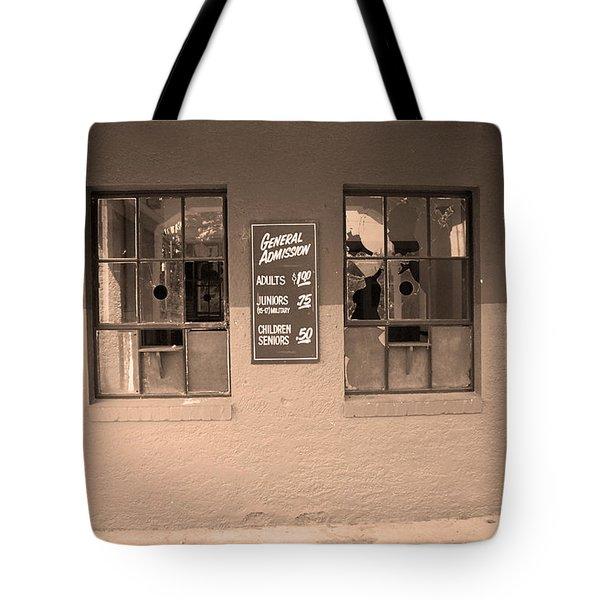 Baseball Nostalgia Tote Bag by Frank Romeo