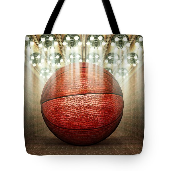 Basketball Museum Tote Bag