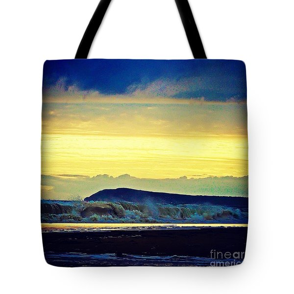 Bass Coast Tote Bag