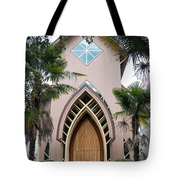 Baughman Center  Tote Bag