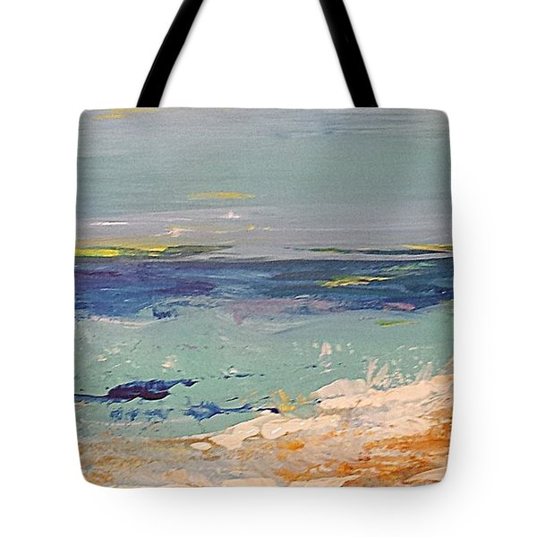 Beach Tote Bag by Diana Bursztein