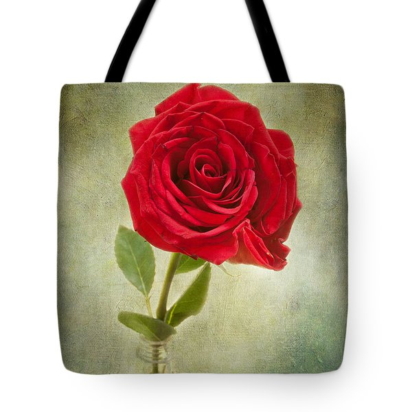 Beautiful Rose Tote Bag