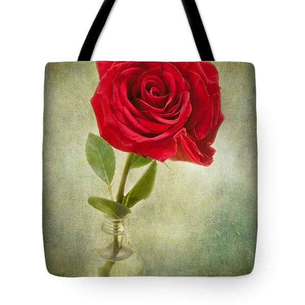Beautiful Rose Tote Bag by Lena Auxier