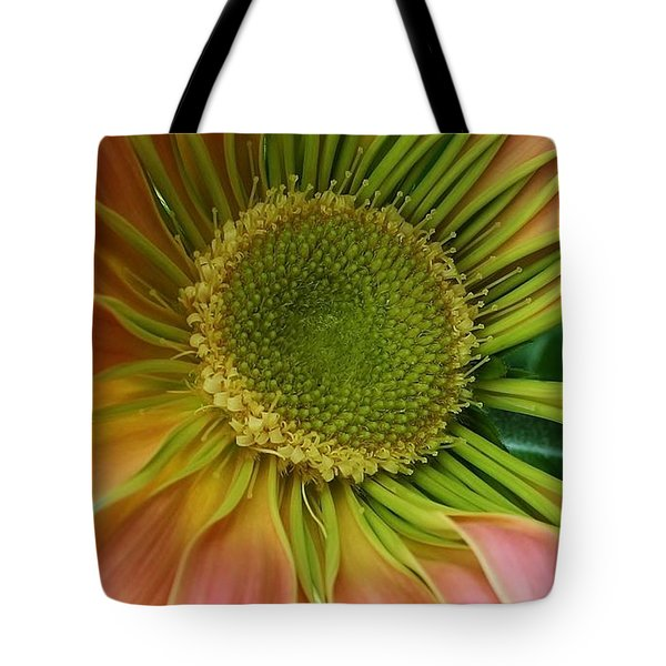 Tote Bag featuring the photograph Beauty Within by Bruce Bley