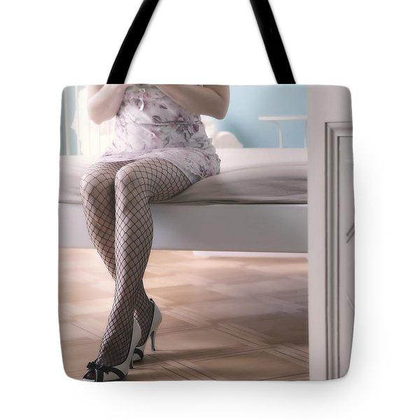 Bedroom Tote Bag by Joana Kruse