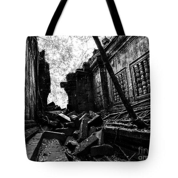 Beng Mealea Tote Bag