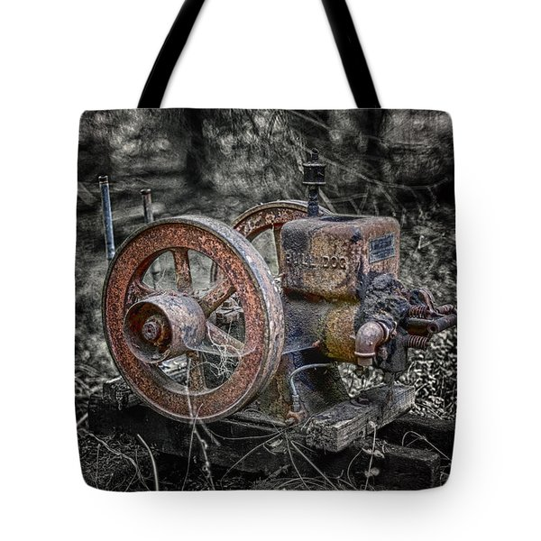 1 Tote Bag by Betty Depee