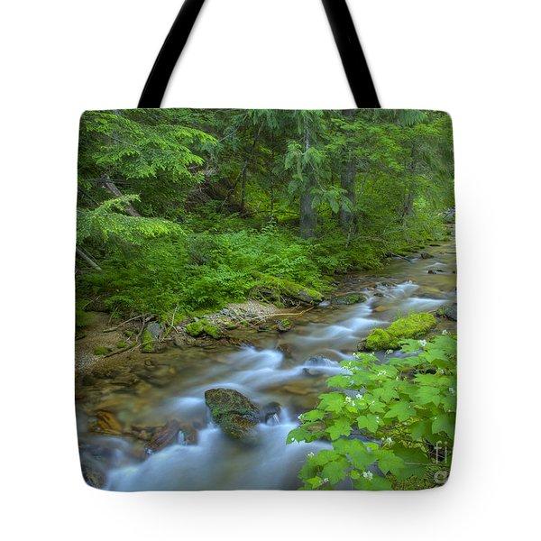Big Creek Tote Bag