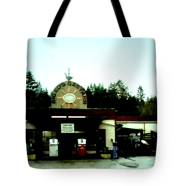 Tote Bag featuring the painting Big Eds by Luis Ludzska