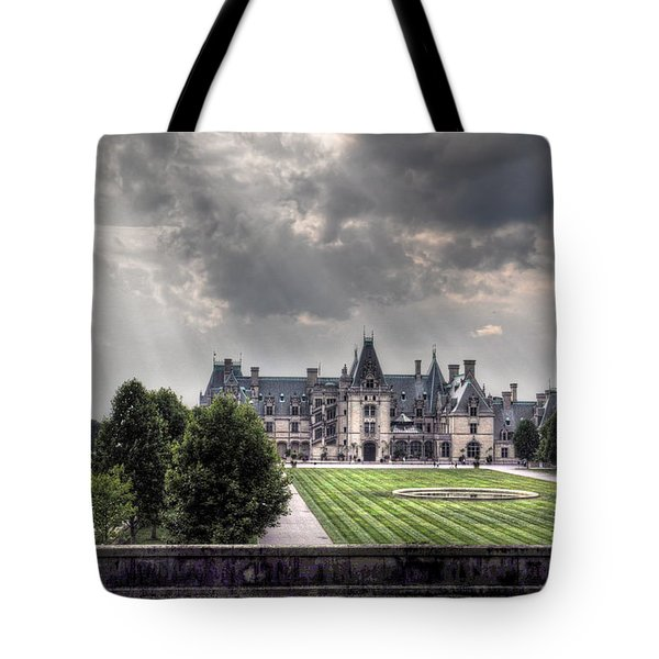 Biltmore Estate Tote Bag by Savannah Gibbs