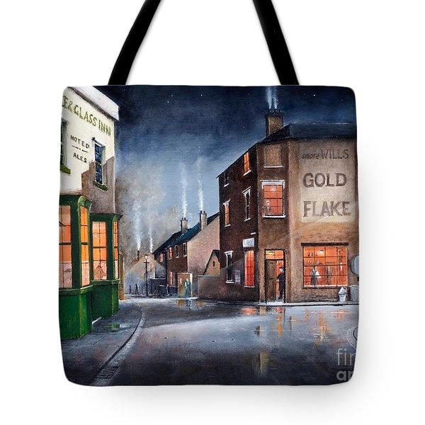 Black Country Village Centre Tote Bag