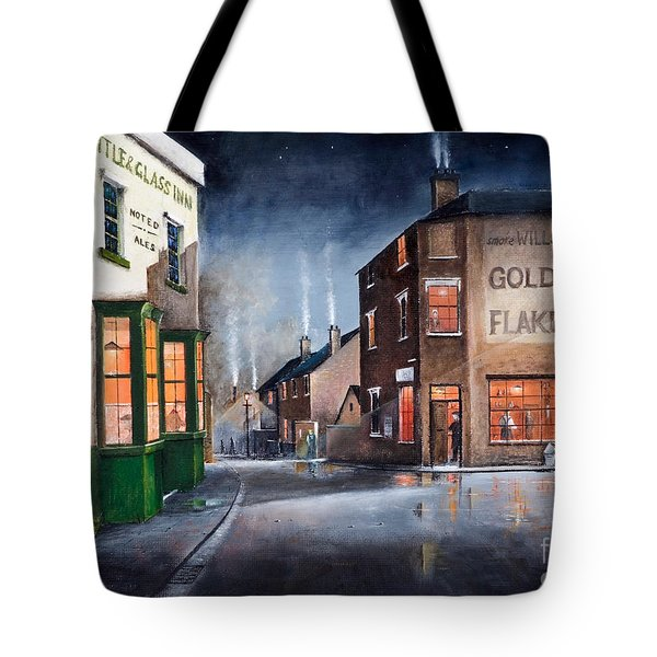 Black Country Village Centre Tote Bag