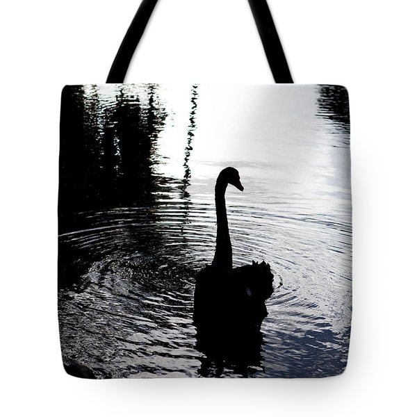 Black Swan Tote Bag