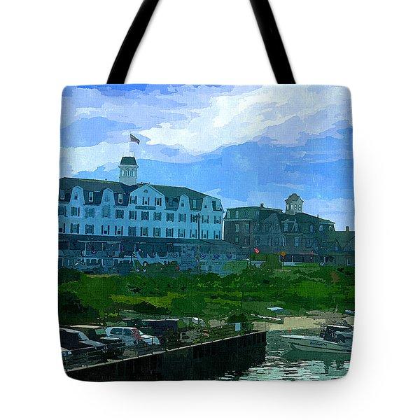 Block Island Tote Bag