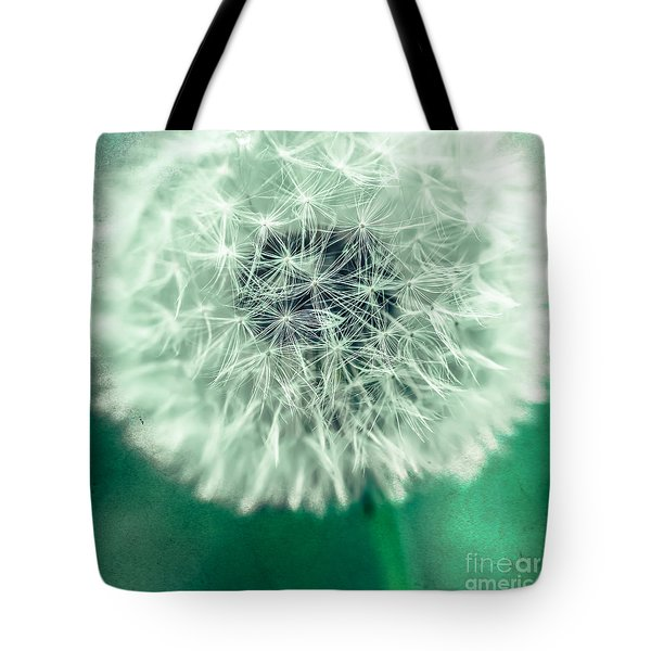 Blowball 1x1 Tote Bag