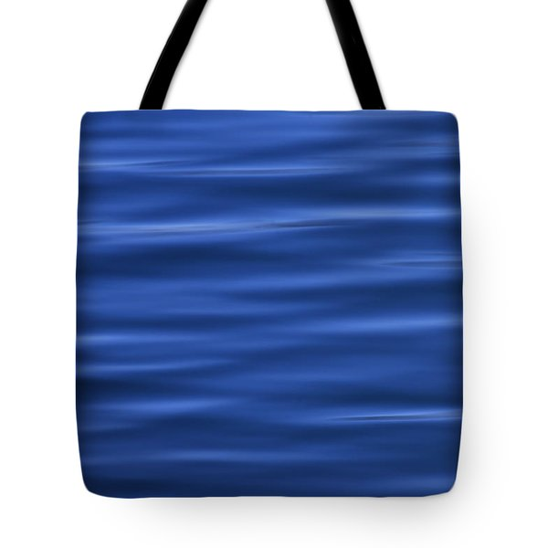 Blue Wave Tote Bag