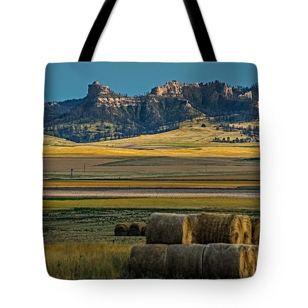 Bluff Country Tote Bag by Paul Freidlund