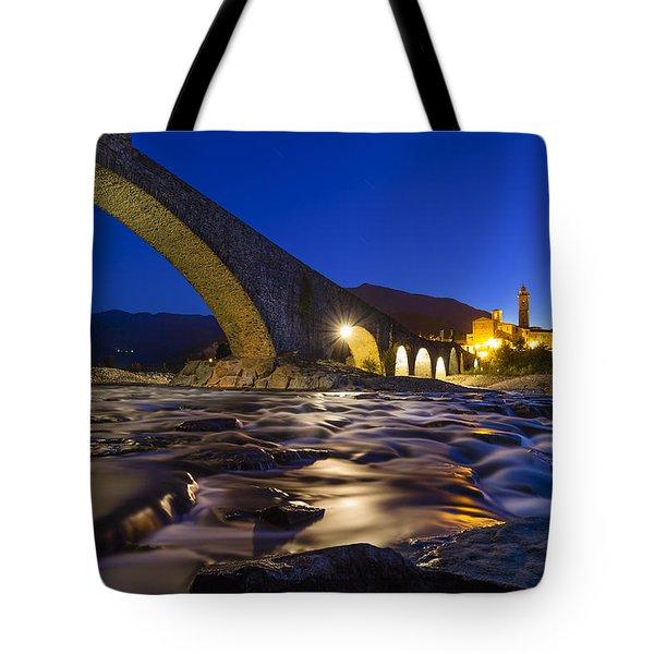 Bobbio Tote Bag