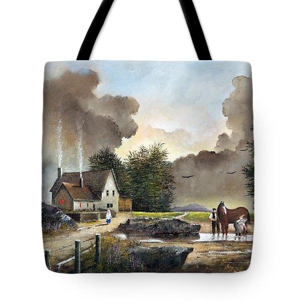 Bodmin Farm Tote Bag