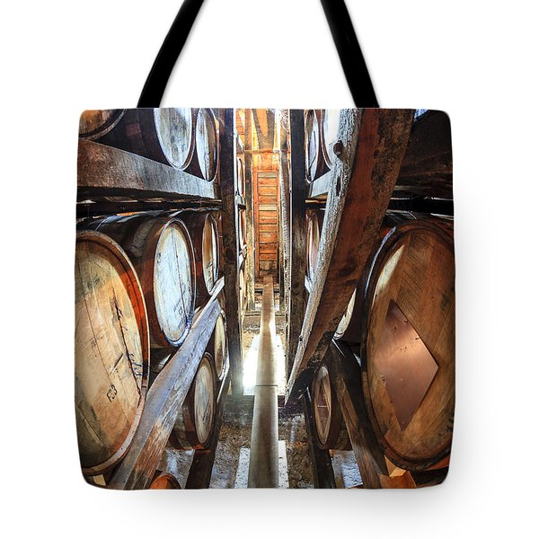 Bourbon Warehouse Tote Bag