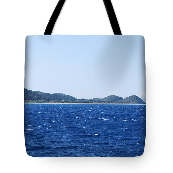 Bragini Beach Tote Bag