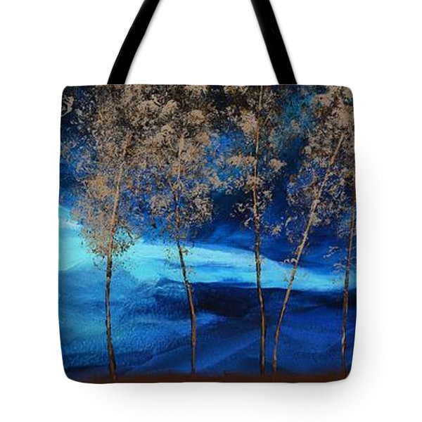 Brewing Storm Tote Bag