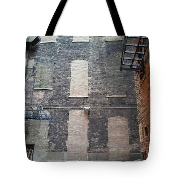 Brickovers Tote Bag