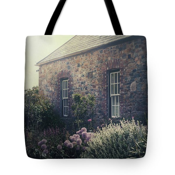 British Cottage Tote Bag by Joana Kruse