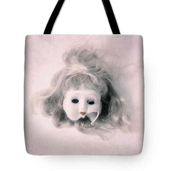 Broken Head Tote Bag by Joana Kruse