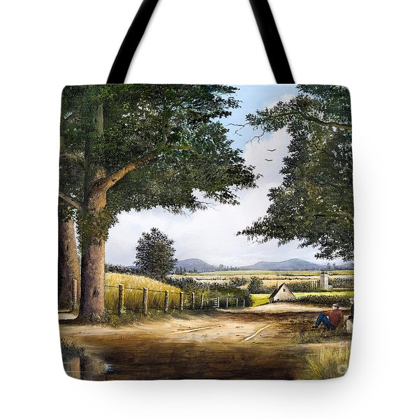 Bromyard Downs Tote Bag