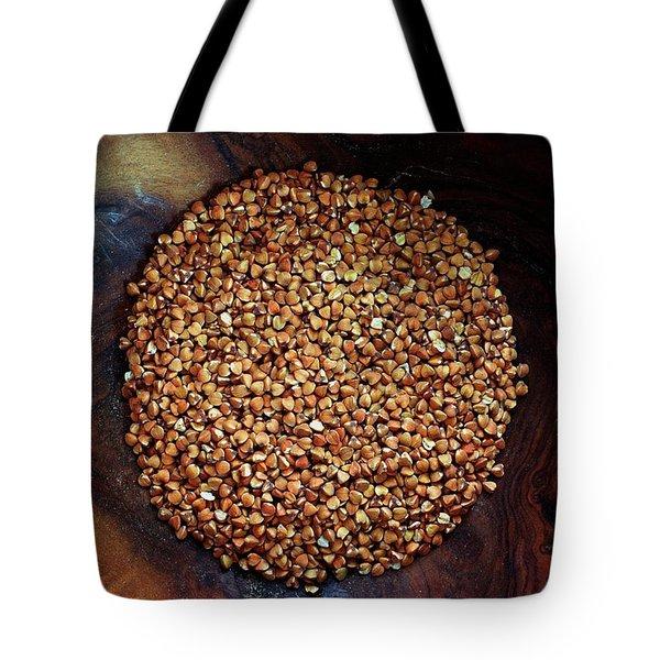 Buckwheat Grouts Tote Bag