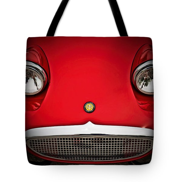 Bug Eyed Sprite Tote Bag