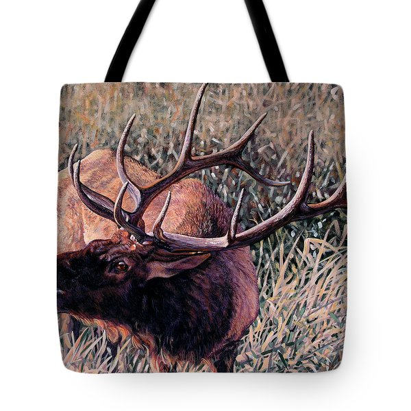 Bugle Boy Tote Bag