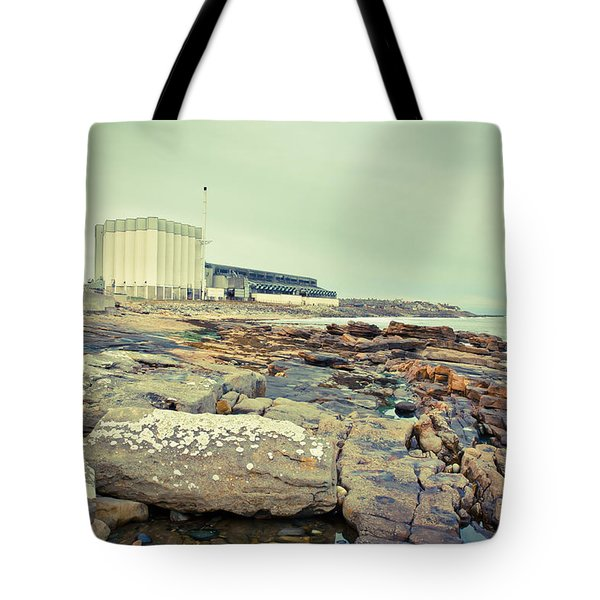 Burghead Distillery Tote Bag