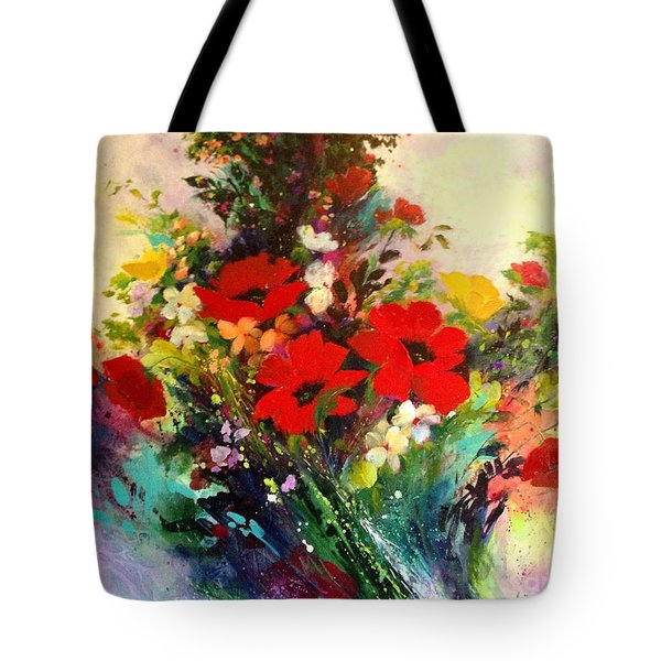 Butterfly Tote Bag by Madeleine Holzberg