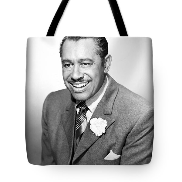 Cab Calloway (1907-1994) Tote Bag by Granger