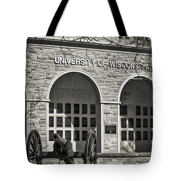 Camp Randall - Madison Tote Bag