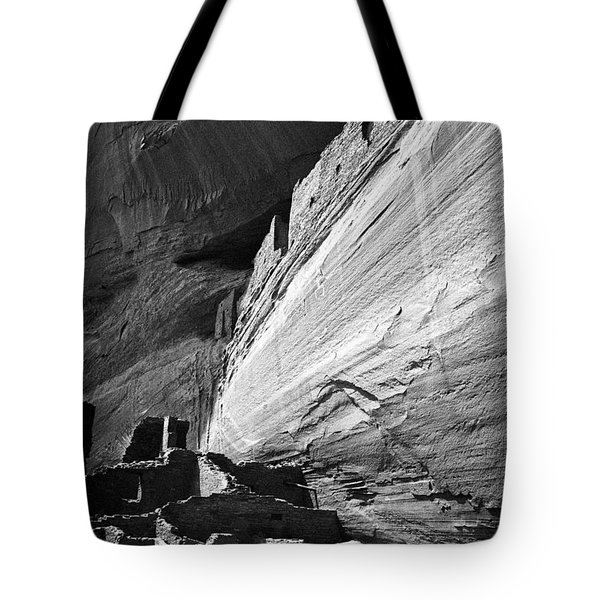 Canyon De Chelly Tote Bag by Steven Ralser